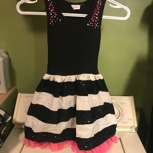 Girls justice dress